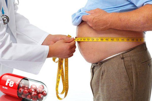 Παχυσαρκία & Σίδηρος